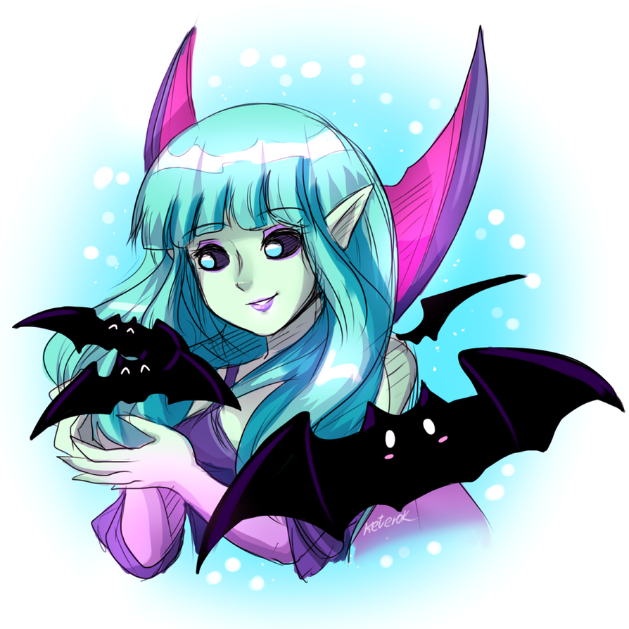 Prophet Bat by keterok
