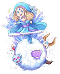 Snowball Race [old version]