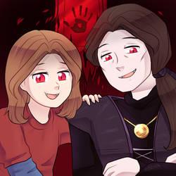 TES - Dark Brotherhood vampires