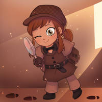 Detective Hat by keterok