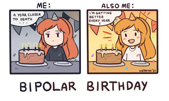 Birthday Time 2021