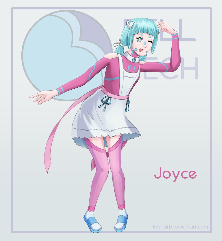 027-Joyce[//TODO: today] by Killerkirb
