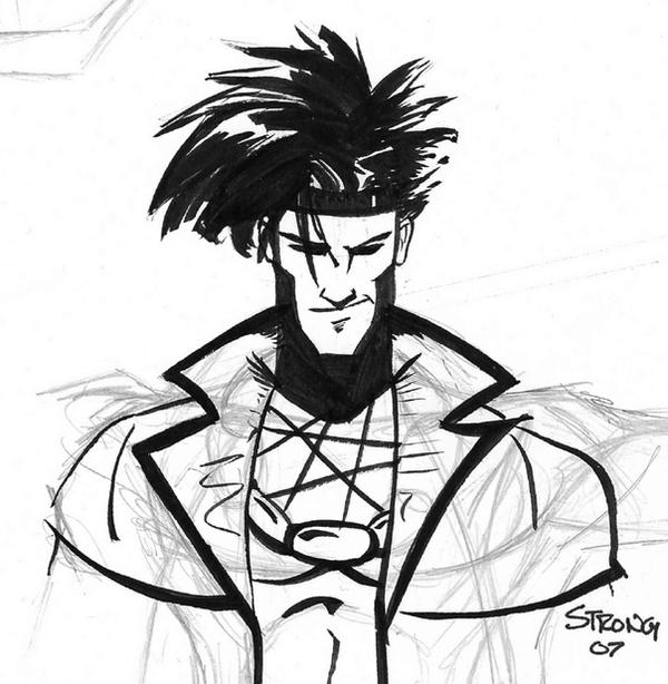 Gambit by DaveStrong