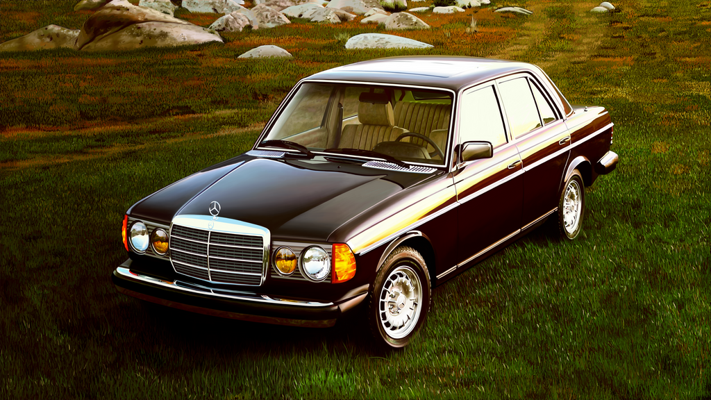 Mercedes benz w123 by snakevirtual on deviantart for Mercedes benz w123