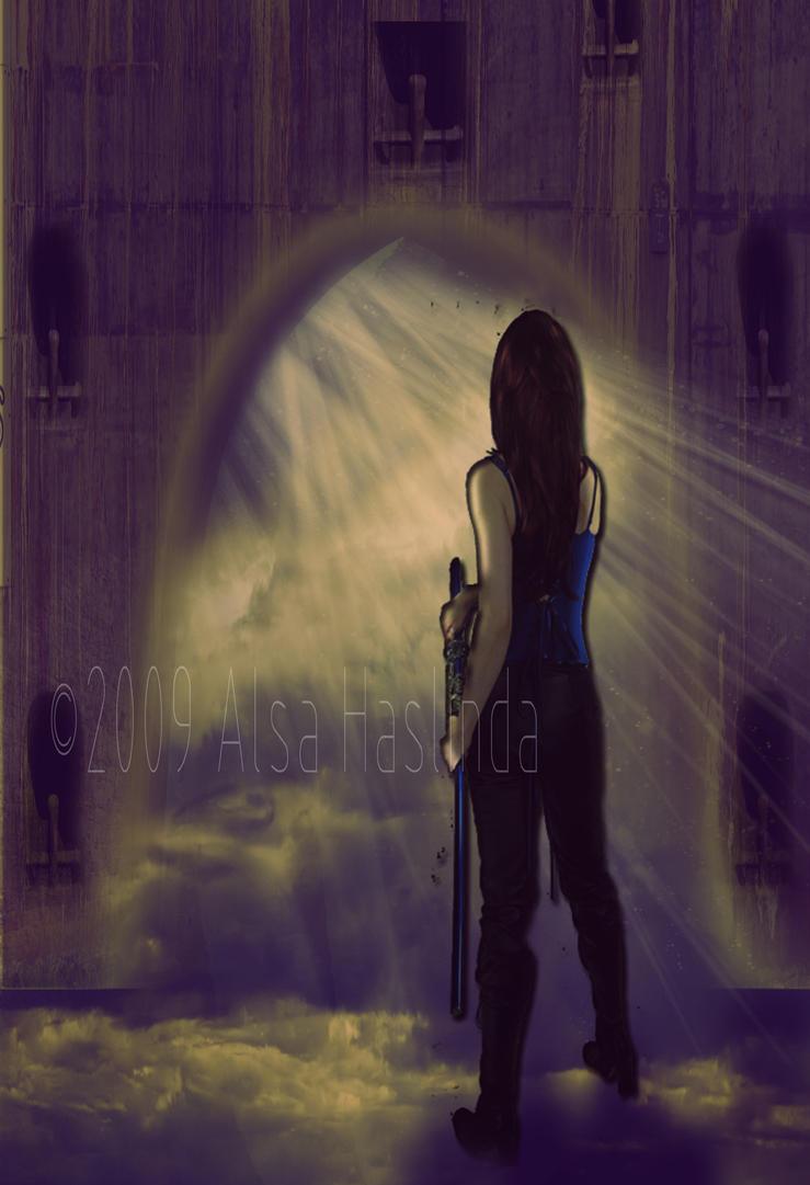 Karsyilla LorMcCaye by ImmortalityOfEmoPoet