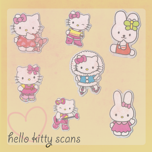 Hello Kitty Scans by ImmortalityOfEmoPoet