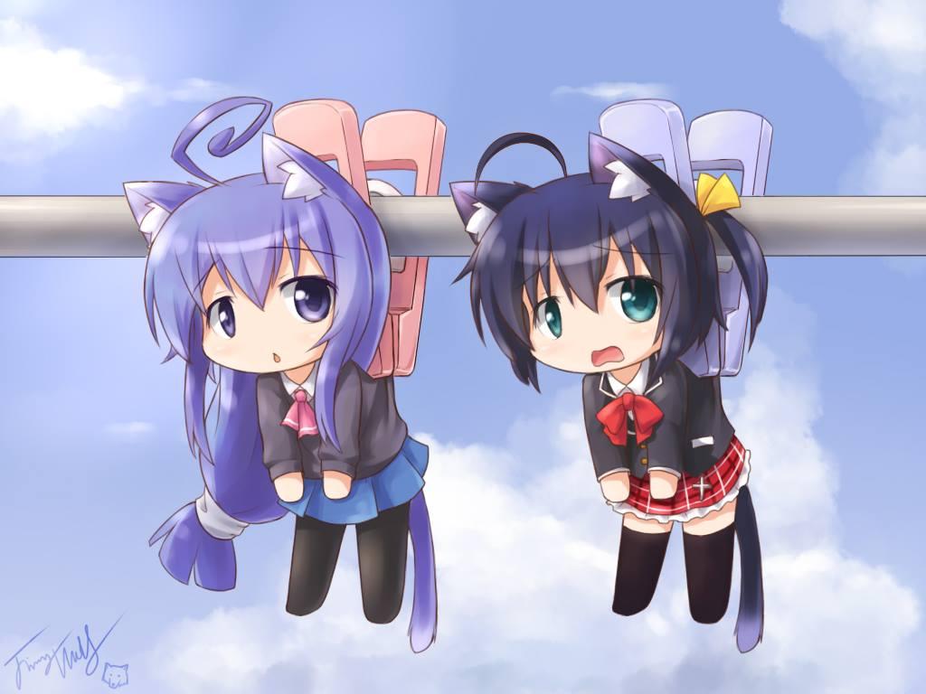 Anime Characters 2015 : Neko anime characters image by