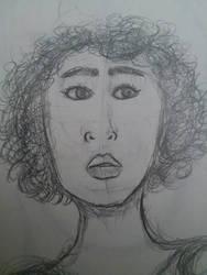 Smol sketch by Draconic-Artist