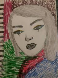 Ansiedad by Draconic-Artist