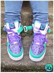 Nike 'LeopardForce' Customs