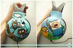 Adventure Time x Regular Show Headphones