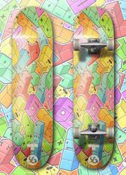 Tetris x Viagraphics Board