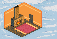 Iso Fireplace by FoxTone