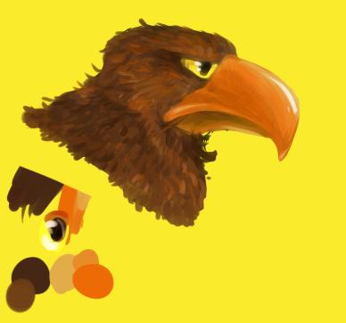 Hawk by FoxTone