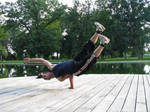 Breakdance Posing