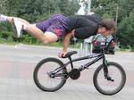 BMX Chopperman