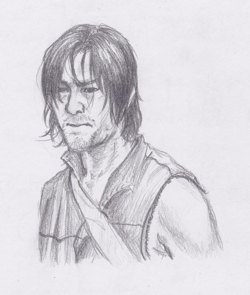 daryl dixon coloring pages - photo#13