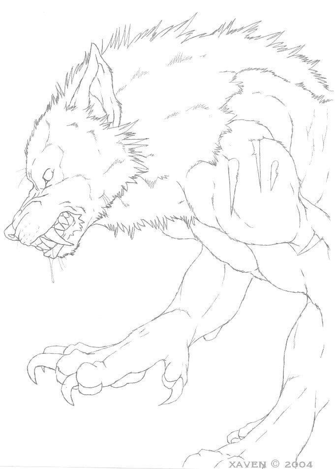 Werewolf Line