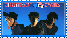 Thompson Twins Stamp by fgth84