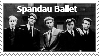 Spandau Ballet Stamp by fgth84