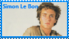 Simon Le Bon Stamp by fgth84