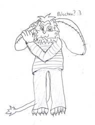 Request : Hoshi wearing pyjama