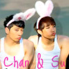 Chan and Junsu by NervousKid4Life