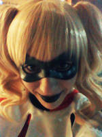 Harley is Ready for Batman: AC by ArrhythmiaNyx
