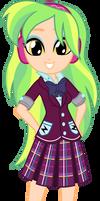 Lemon Zest EQG - full outfit