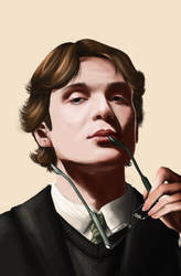 Dr. Jonathan Crane by KumoNoAlchemist