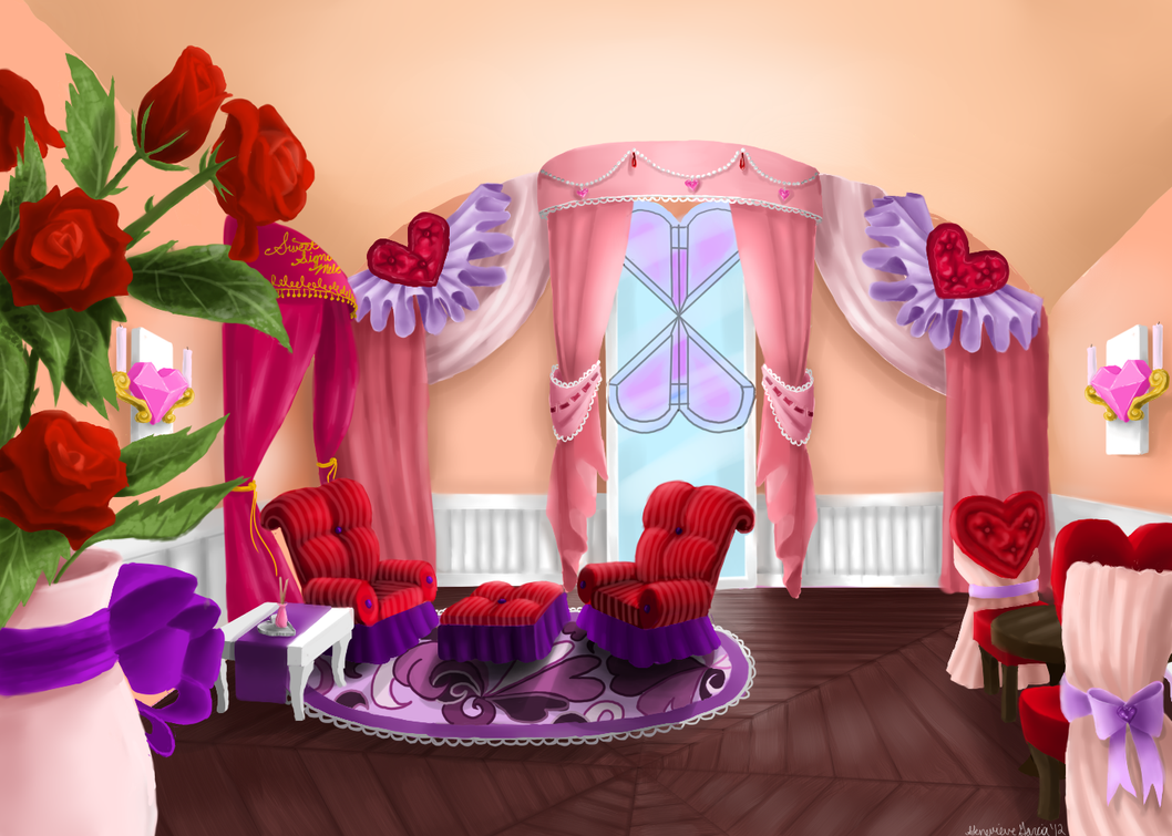 IC: Sweet Signora Melata's Parlor by Gemini-Astrae