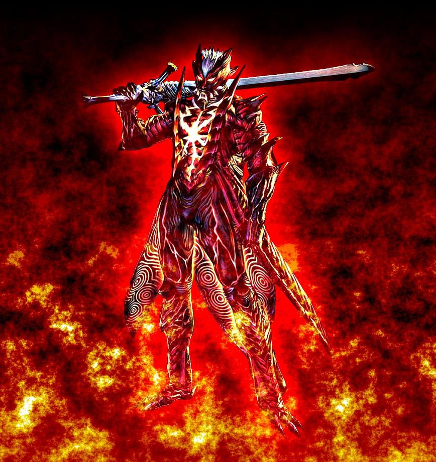 Dante Devil Trigger by EliteSaiyanWarrior on DeviantArt