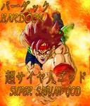 Super Saiyan God Bardock