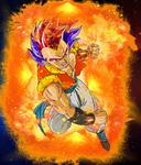 Super Saiyan God Gotenks (Teen)