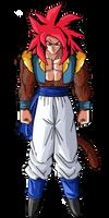Super Saiyan 4 God Gogeta
