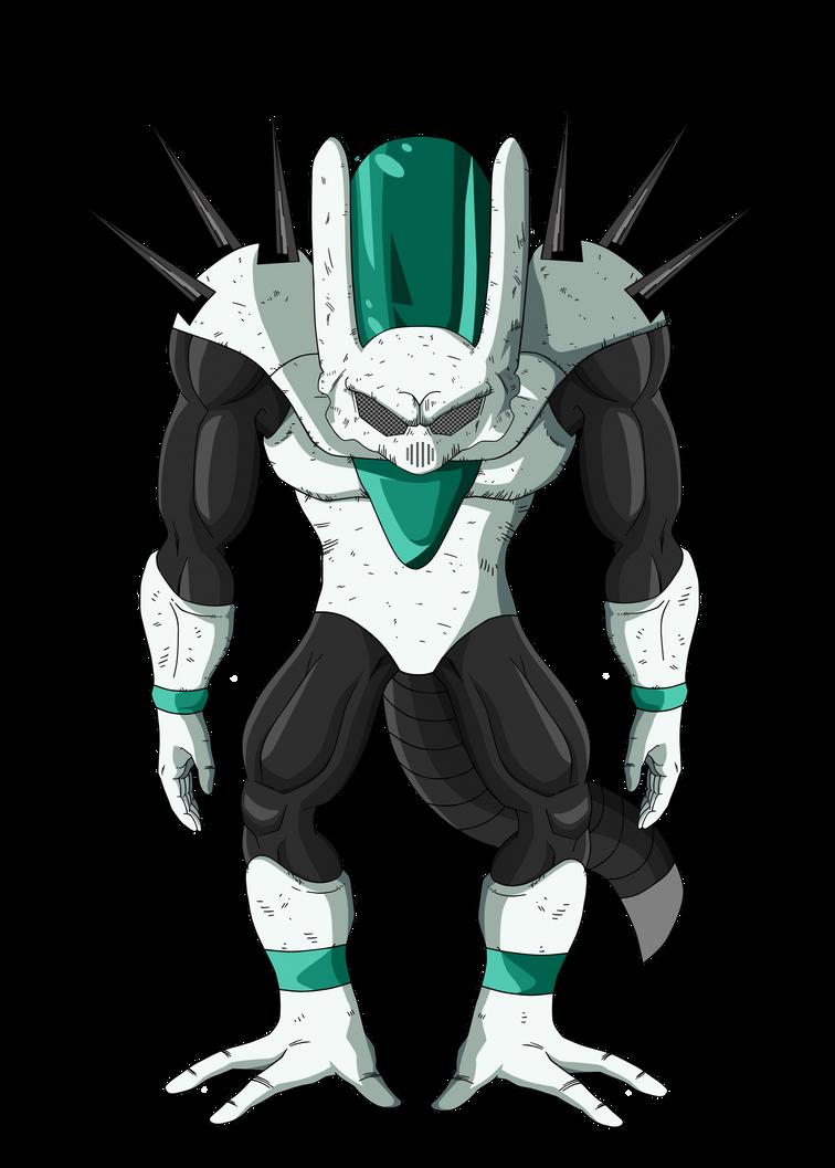 Icejin Elite Soldier by EliteSaiyanWarrior