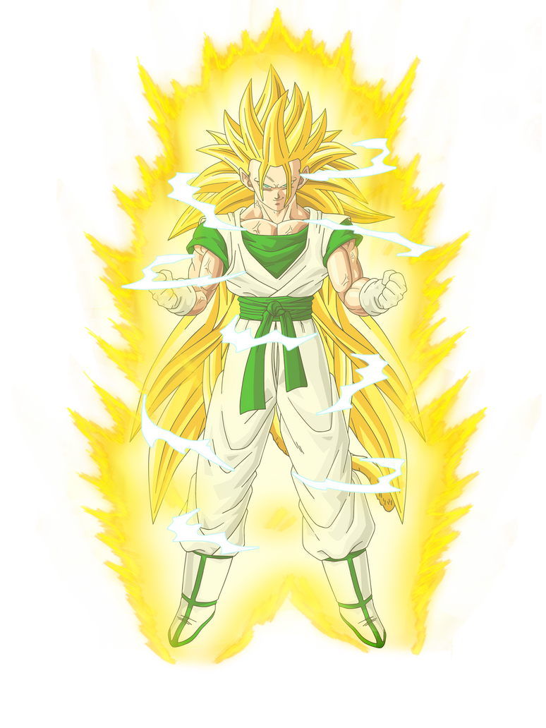 Request SSJ3 by EliteSaiyanWarrior