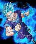 Gohan Super Saiyan Blue #3