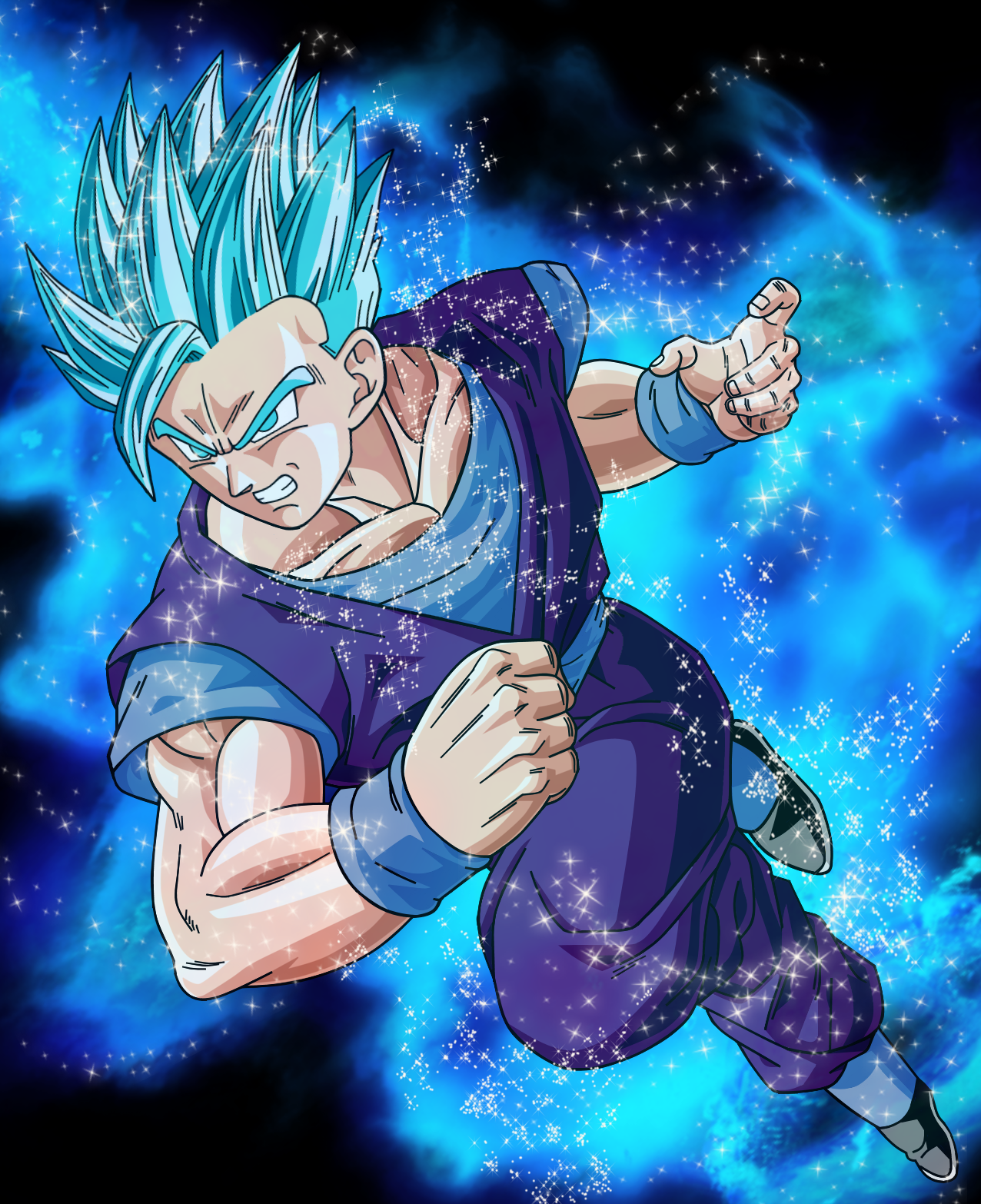 Gohan on Omega-Dragon-Ball-Z - DeviantArt