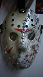 Stitched Jason Mask V.2 by EliteSaiyanWarrior