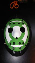 Green Lantern Jason Mask by EliteSaiyanWarrior