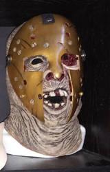 Spartan Jason Mask by EliteSaiyanWarrior