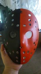 Deathstroke Jason Mask by EliteSaiyanWarrior