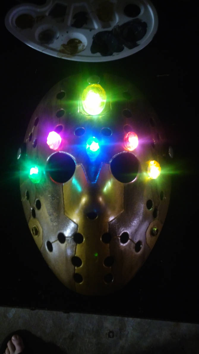 Infinity Gauntlet Jason Mask V.2
