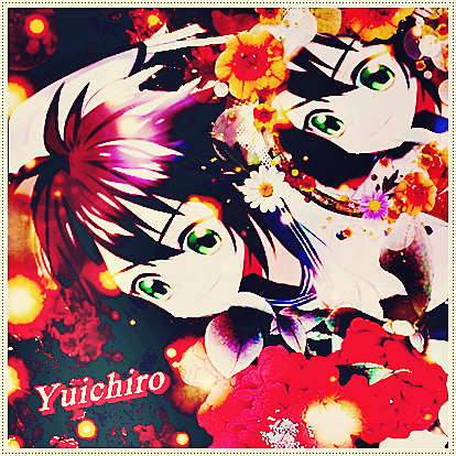 (OLD EDIT)  Flower Boy -Yuu by sakuyaOkira