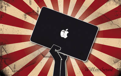 The Mac Revolution Wallpaper by WillemWorks