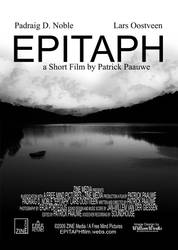 the EPITAPH film poster by WillemWorks