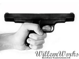 Don't Use Guns     ARTOFF WW by WillemWorks