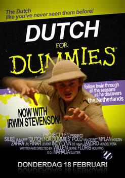 Dutch for Dummies film poster.