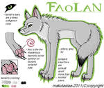 Faolan character page